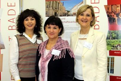 Claudia Spitzer, Silvia Stummer, Brigitte Meisler